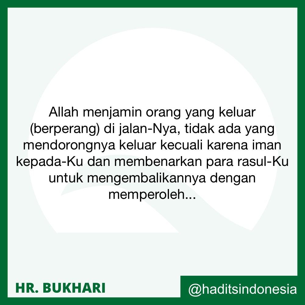 Jihad bagian dari iman