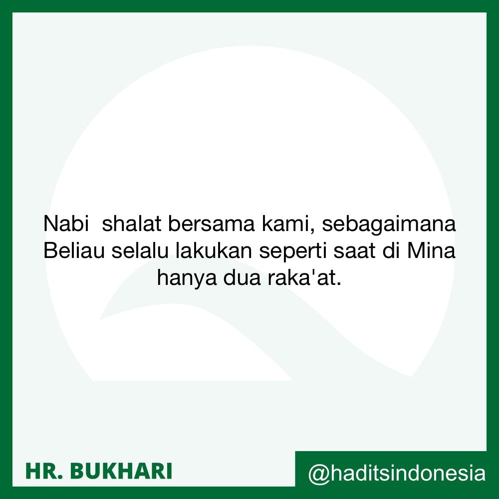 Shalat di Mina