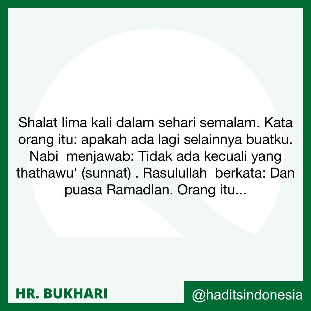 Zakat bagian dari Islam